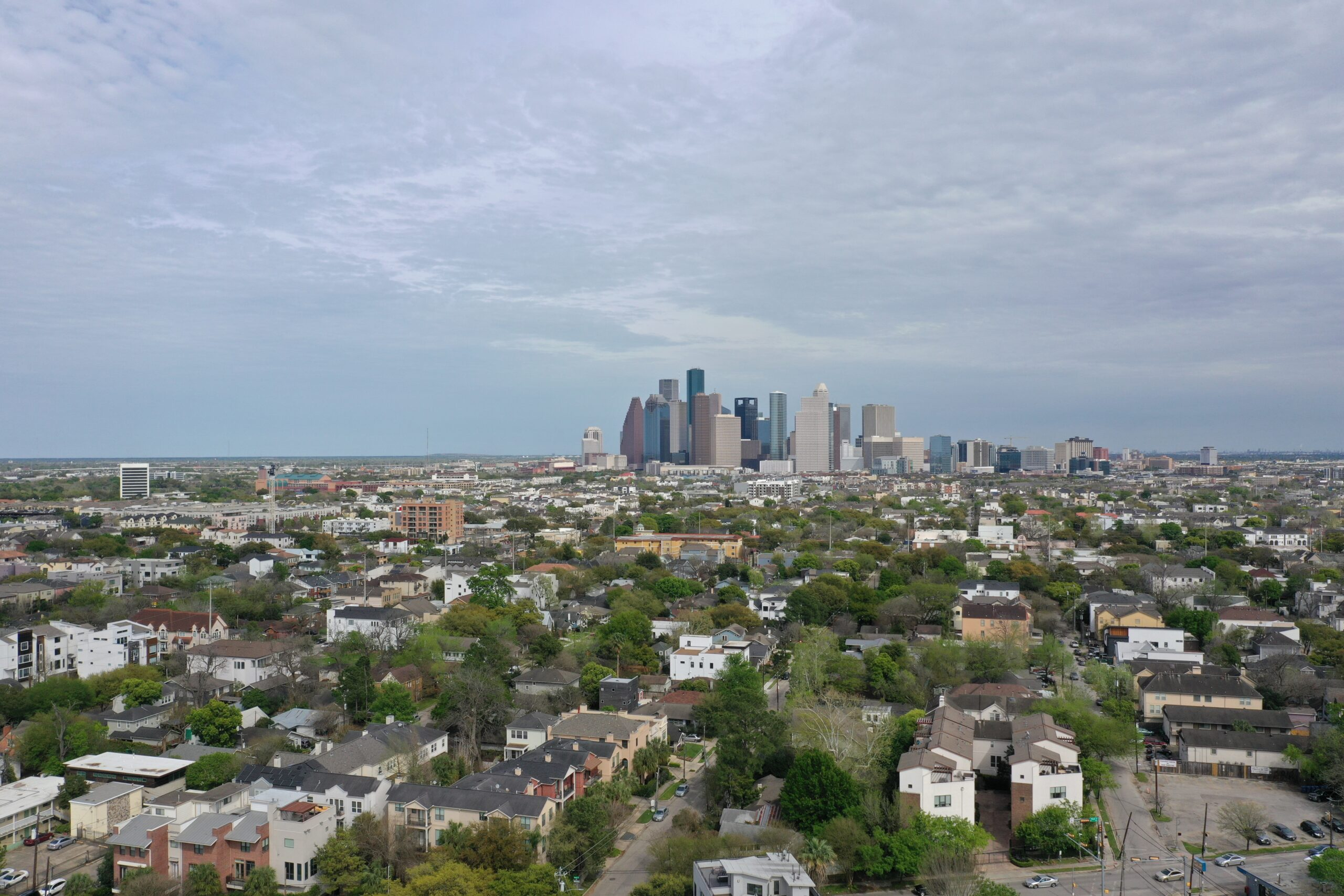 City of Houston Skyline